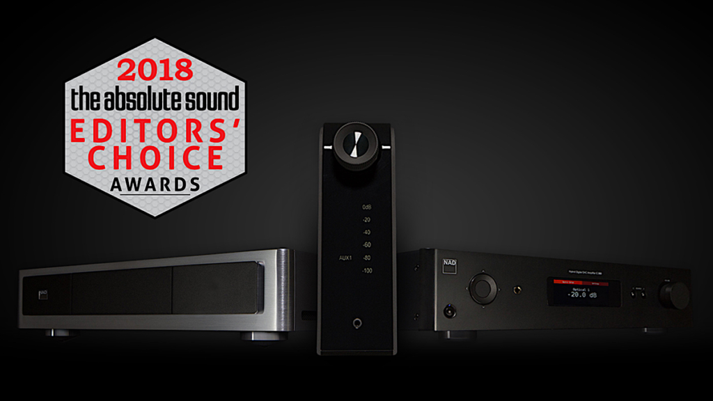 NAD Absolute Sound award 2018